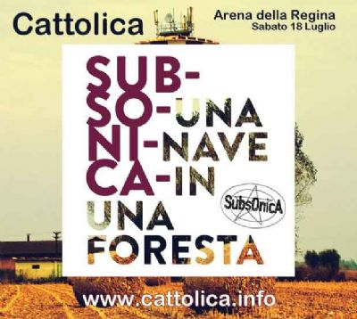 SUBSONICA in tour